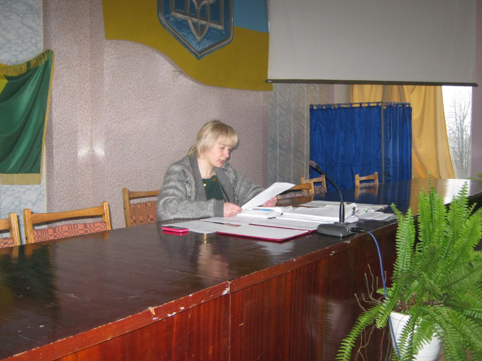 Депутати Ямпільщини затвердили низку звітів та внесли зміни до районних програм