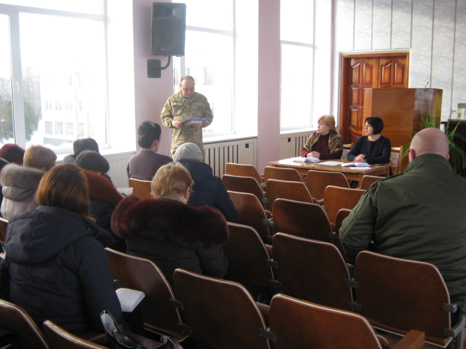 Питання соціального захисту населення розглянули на семінарі для очільників місцевих рад на Ямпільщині