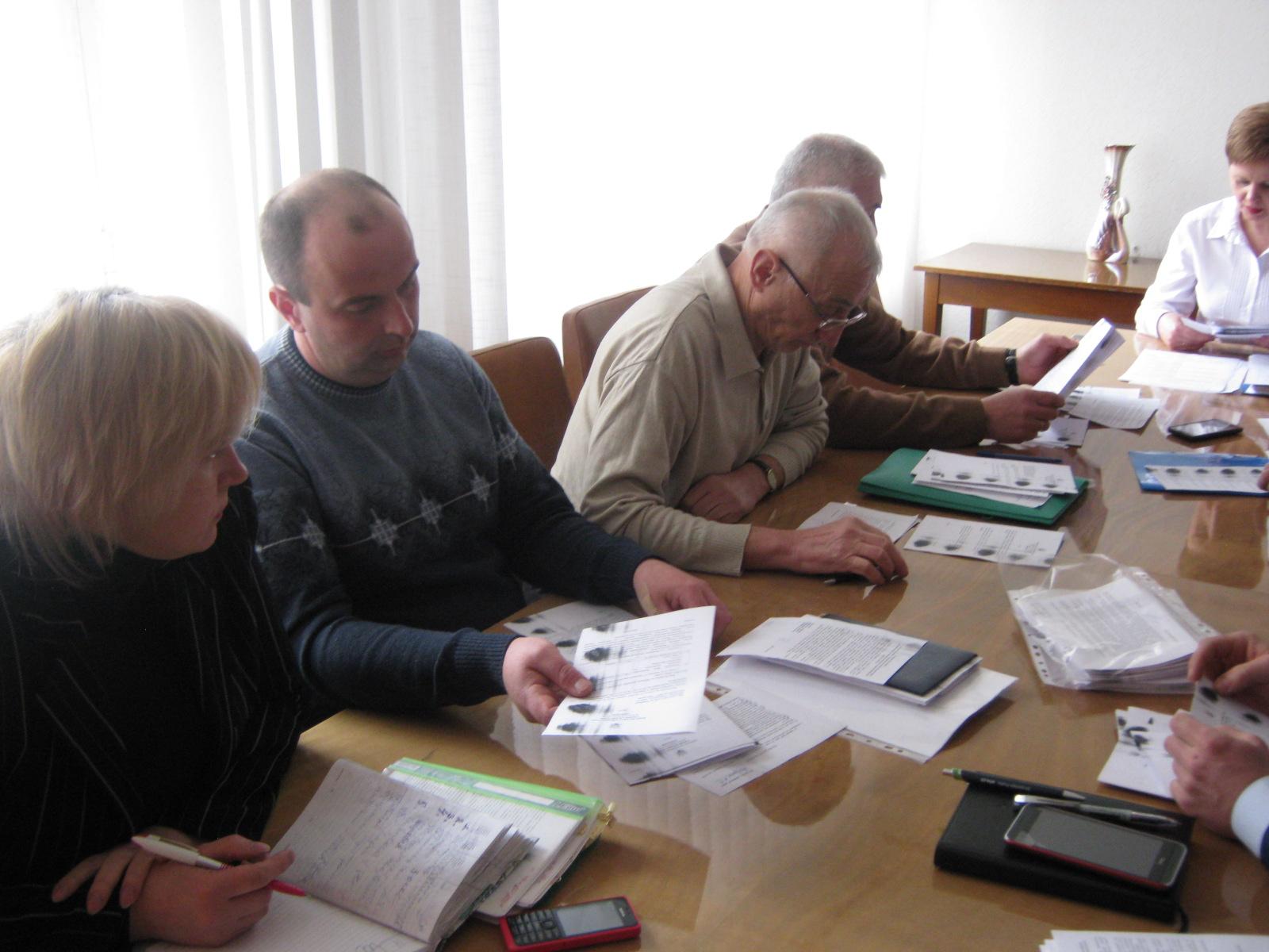 Відбулося засідання постійної комісії Ямпільської районної ради 7 скликання з питань бюджету, фінансів, планування, ринкових реформ і управління комунальною власністю