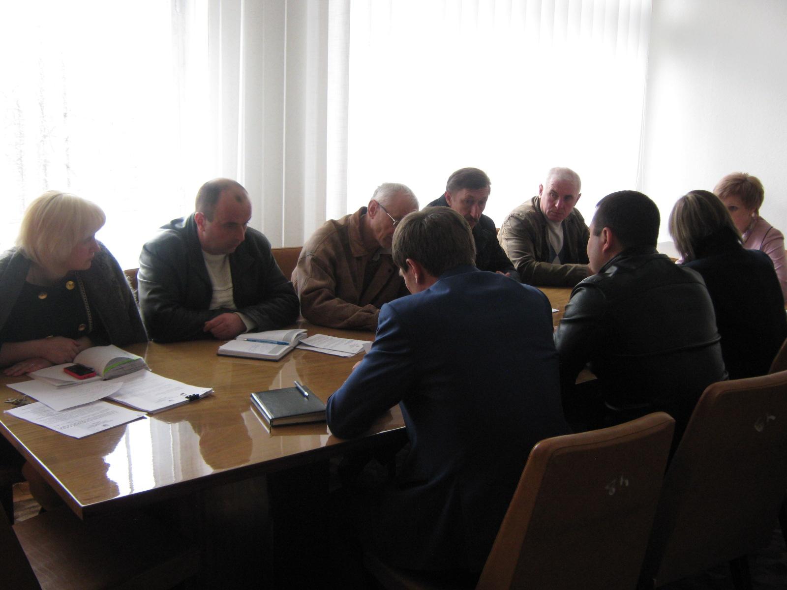 Відбулось засідання постійної комісії  Ямпільської районної ради