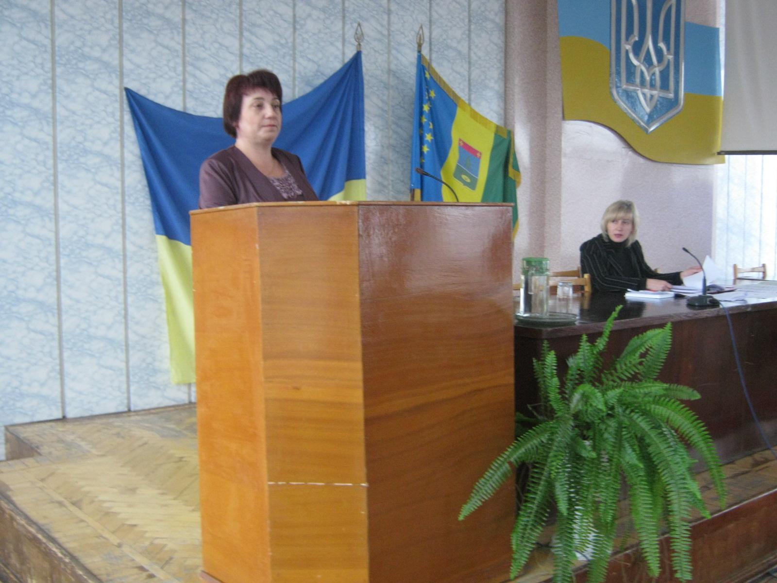 Депутати Ямпільської районної ради прийняли ряд важливих рішень