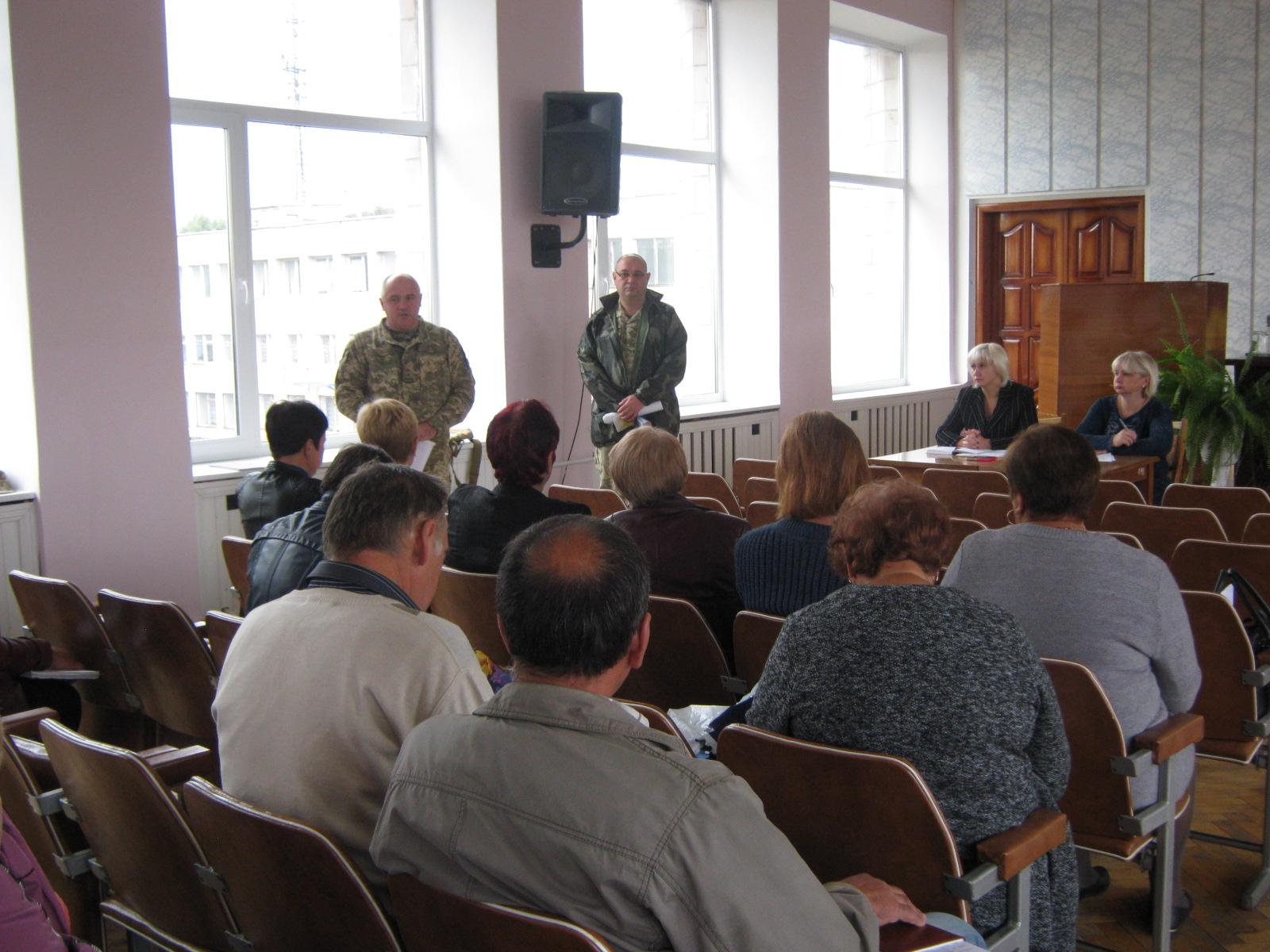 Проведено семінар для голів та секретарів місцевих рад Ямпільщини