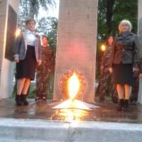 В День пам'яті та примирення на Ямпільщині вшанували пам'ять загиблих у Другій світовій війні