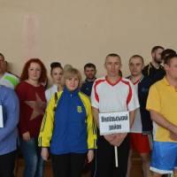 Всеукраїнська спартакіада серед депутатів Сумської області