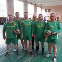 Команда з волейболу