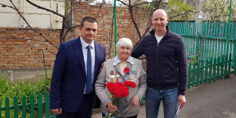 Любове Олексіївно, Ви наш кумир!