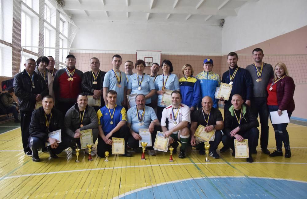 Групове фото учасників змагань