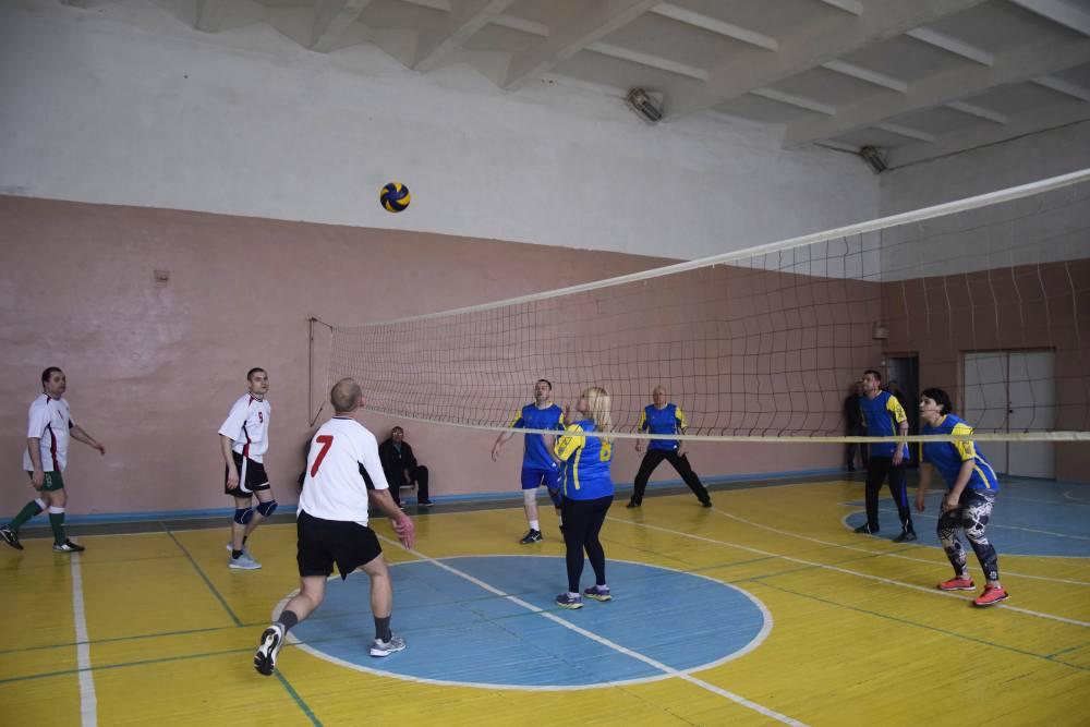 Волейбольна баталія