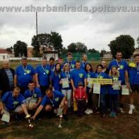 Краще спортивне село Полтавщини 2017 року!?