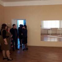 Олексіївська ЗОШ I III ступенів (Зал хореографії)