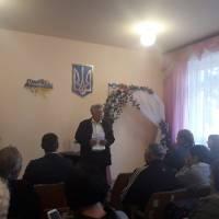 Виїзне звітне засідання ГО «Великоновосілківська рада ветеранів»