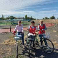 фото велоквест «Олімпійські перегони»1