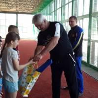 Чемпіони України з карате WKS -2019 - Піскаревський Олексій і Белік Віроніка