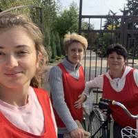 2Фото звіт учасників першого районного фото велоквесту «Олімпійські перегони»