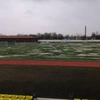 Підготовка поля до сезону