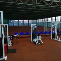«Великоновосілківський районний стадіон «Колос» критий комплекс