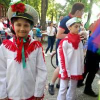 День Європи 2019 рік м.Бахмут