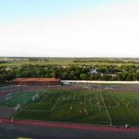 «Великоновосілківський районний стадіон «Колос» літо 2019 рік