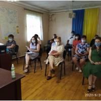 Сесія в Костянтинопільській сільській раді