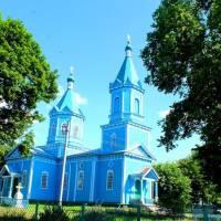 Свято-Покровська церква в Березоточі