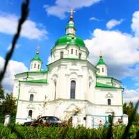 Свято-Преображенська церква 1734р
