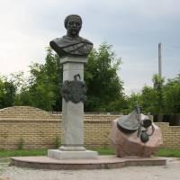 Пам'ятник Данилу Апостолу