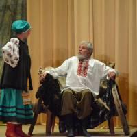 постановка п'єси Сватання на Гончарівці №2