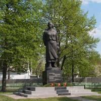 Пам'ятник Ользі Бондаренко