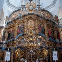 Іконостас Свято-Преображенської церкви