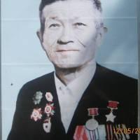 Задорожній І.Т. - рядовий, Герой Радянського Союзу