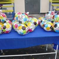 Дитячий фестиваль футболу