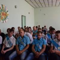 Випуск учнів Марківського професійного аграрного ліцею