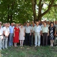 Традиційна зустріч ветеранів – керівників підприємств, організацій та установ району
