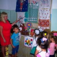 Від родини до родини (виховний захід в дитячому садку), 2017 рік