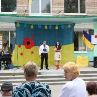 Святкування Дня Перемоги в Розумівці (09.05.2018)