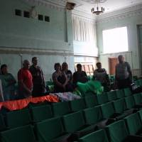 Об'їзд закладів соціально-культурної та медичної сфер Долинської громади (18.05.2018)
