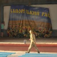 Святковий концерт у В/Ч А7090 (табір