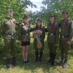 День Перемоги у Новослобідському клубі