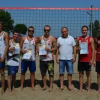 Змагання з волейболу 2016 рік