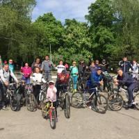 Велопробіг до Міжнародного дня сім'ї 2017 рік