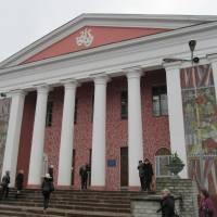 Комсомольский будинок культури