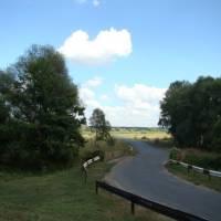 Шлях на с. Суха Гомільша