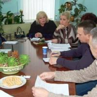 Засідання бюджетної комісії 2017 рік