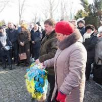 Вшанування жертв 73-ї річниці у с.Павлокома