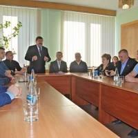 Підписання угоду  про співпрацю 2