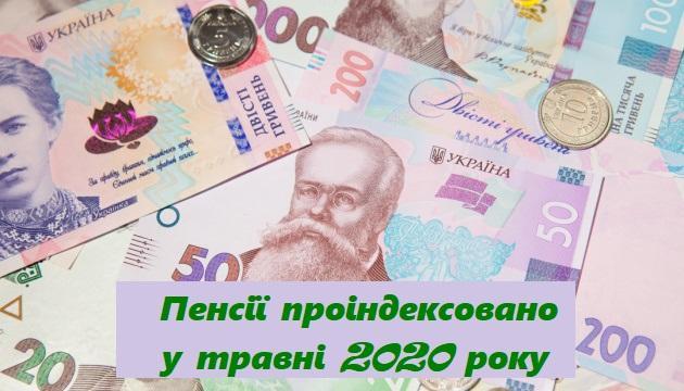 PROVEDENNIa PERERAKhUNKU PENSII Z 01.05.2020 ROKU V PRYKLADAKh