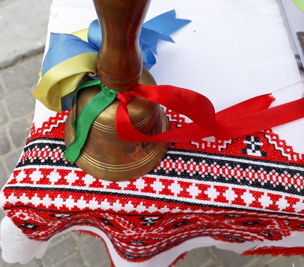 Pershyi dzvonyk v Kornalovytskomu NVK