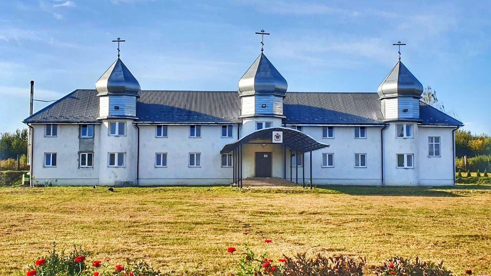 Sviato-Panteleimonivskyi Velykobilynskyi monastyr Novokalynivska OTH