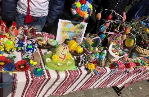 Великодній ярмарок-2019 м. Новий Калинів