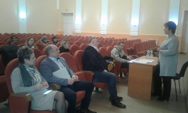 семінар Держпраці в м. Новий Калинів